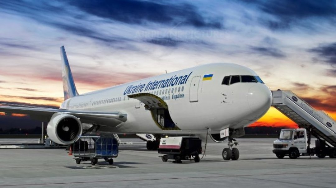 Ukraine International Airlines Expands Fleet