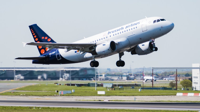 Brussels Airlines Suspends All Scheduled Flights until 19 April