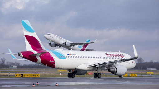 Lufthansa to Restructure Eurowings after Profits Warning