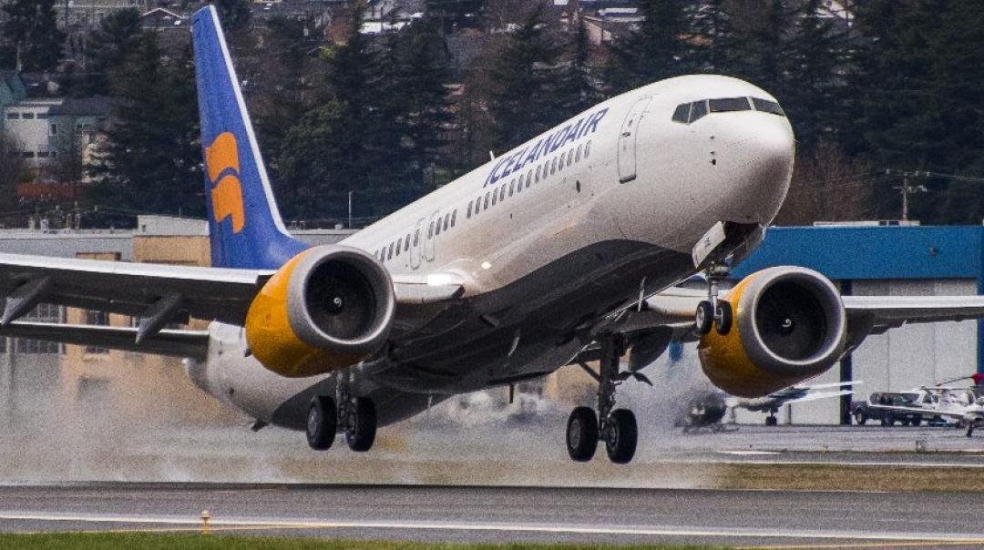 Icelandair Begins Fleet Renewal with MAX Delivery