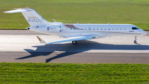 Bombardier Celebrates Entry-Into-Service of the Global 6500 Jet