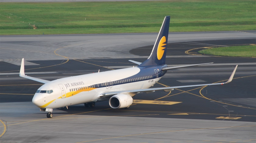 Jet Airways Suspends Flight Operations