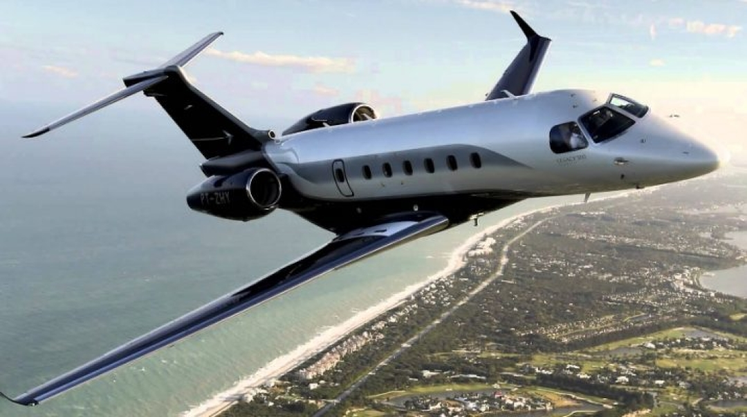 Embraer's Full Year 2017 Revenues Decline 6%