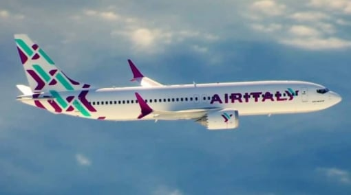Newly Branded Air Italy Aims to Become Italy's Premier Airline