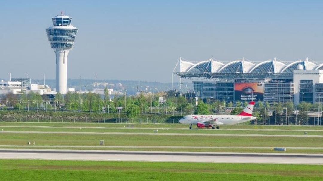 Munich Airport Сhosen as Europe's Best Airport