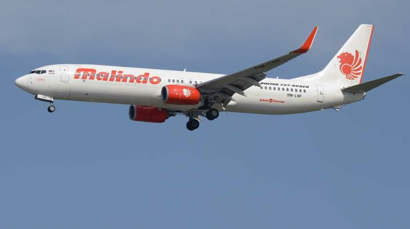 Malindo Air Boeing 737 Experiences Runway Excursion During Backtrack