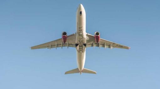 Virgin Atlantic Eyes up 80 New Heathrow Slots