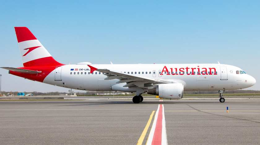 Six Additional Airbus A320 for the Austrian Airlines Fleet