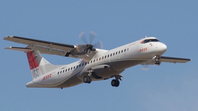 Regional Aircraft Lessor NAC Signs for up to 100+ ATRs