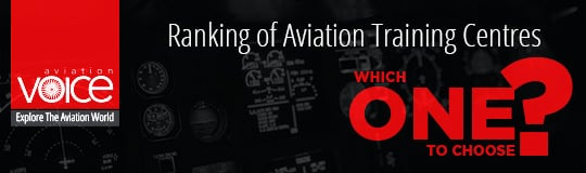 Aviation  Voice Ranking of Aviation Training Centres