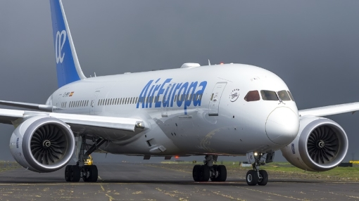 Air Europa Welcomes First Boeing 787-9 in its Fleet