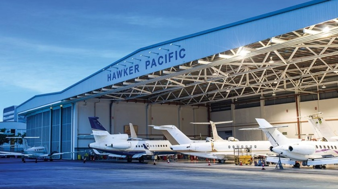 Jet Aviation Agrees to Acquire Hawker Pacific in US$250m Deal
