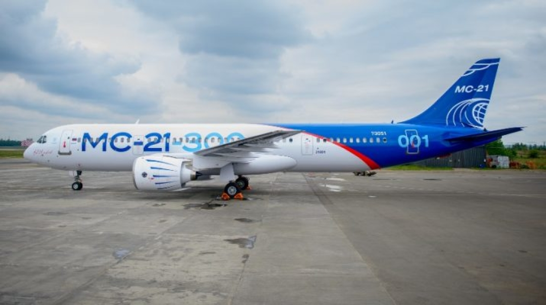 Superjet 100 and MC-21 May Be United under Single Brand