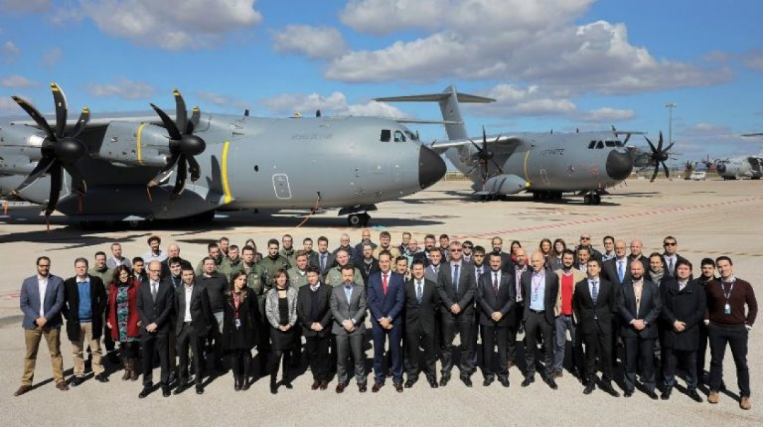 Airbus Delivers Two A400M Airlifters to Two Different Nations in One Day