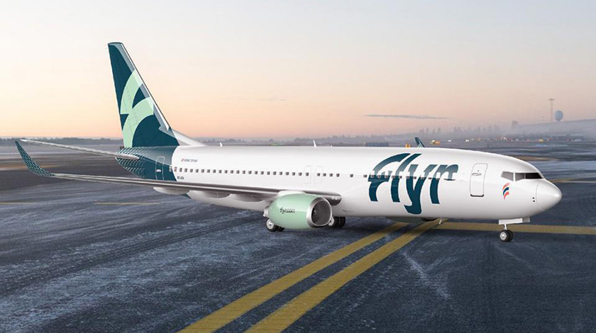 The Norwegian Startup Airline Flyr Raised $70 Million in Its IPO