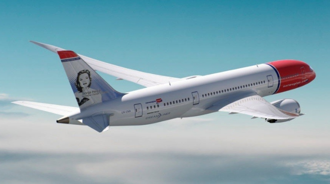 Norwegian Air Argentina Granted Air Operator's Certificate
