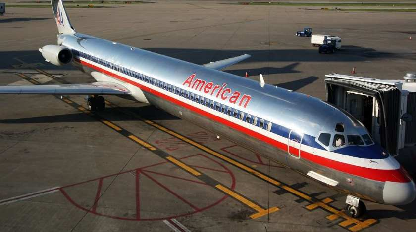 American Airlines: MD-80 Retirement Date Officially Set