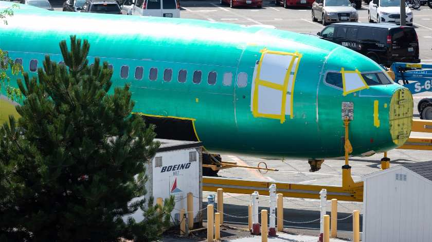 Spirit AeroSystems to Cut Over 2,800 Jobs Amid 737 MAX Production Halt