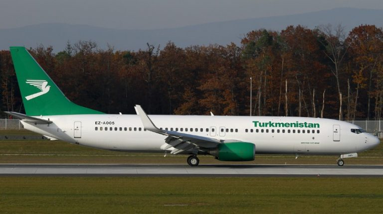 Turkmenistan Airlines Strives to Regain European Approval Status