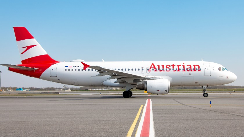 Austrian Airlines to Temporarily Cease Its Flight Operations
