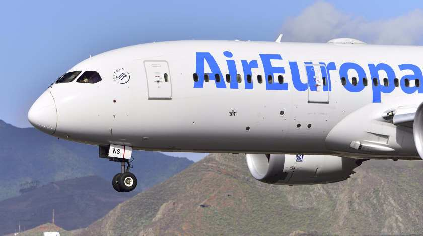 IAG Acquires Another European Airline: Air Europa