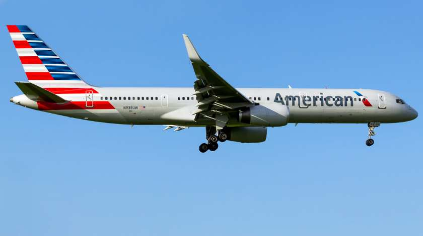 American Airlines Boeing 757 Experiences Engine Malfunction