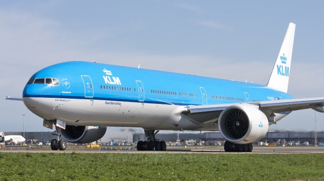 Turbulence Injures 4 on the KLM Boeing 777 Flight to Amsterdam