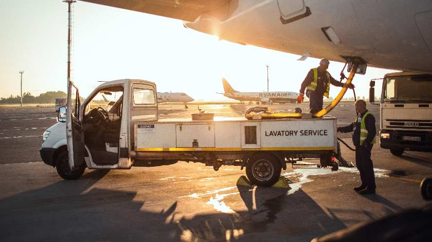 Ryanair Sun Chooses BGS to Service Charter Passengers at Chopin Airport
