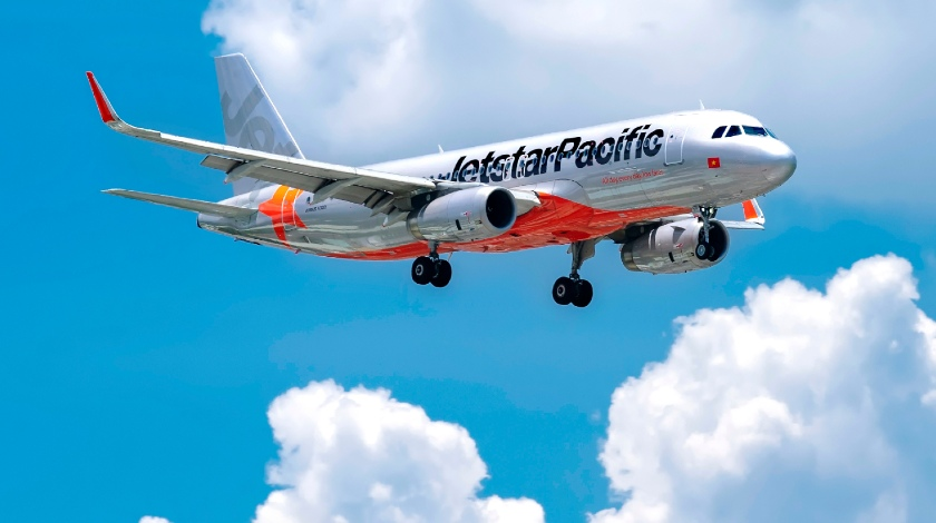Vietnamese Jetstar Pacific Back to Old Name: Pacific Airlines