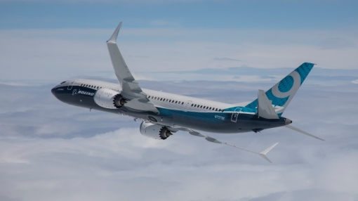 Boeing 737 MAX 9 Awarded FAA Certification