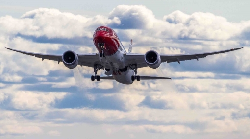 Norwegian Reveals Its Biggest Ever Year of Growth in 2018
