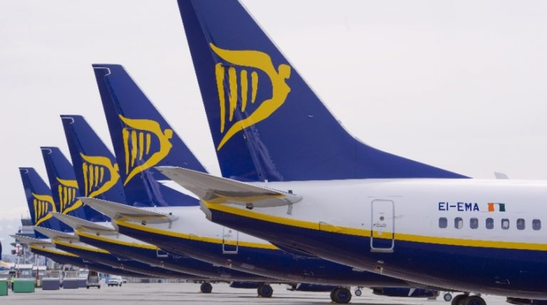 Ryanair UK Pilots Vote to Accept Pay Increases of up to 20%