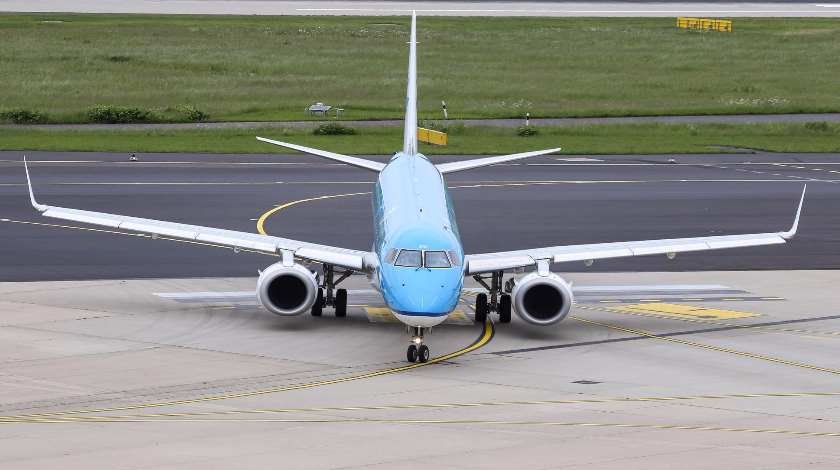KLM to Purchase Embraer E195-E2 Aircraft for $2.5 Billion
