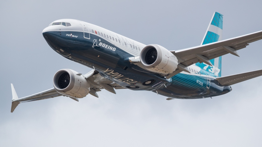 FAA: Let the Boeing 737 MAX Certification Flight Tests Begin