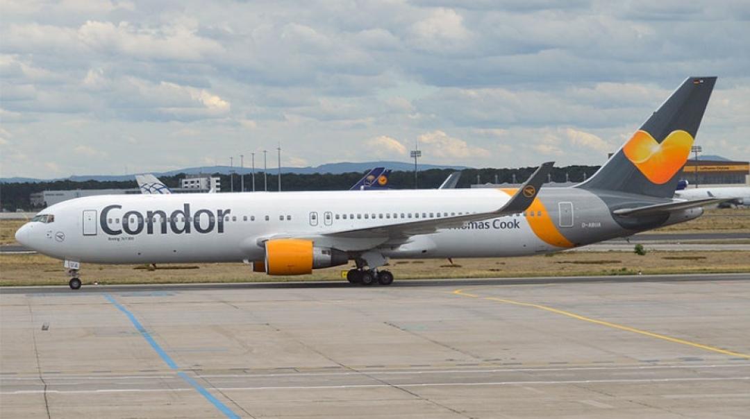 Pilot Incapacitated During the Condor Boeing 767 Fligth Over Atlantic