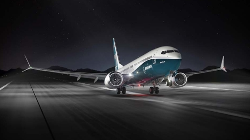 Ryanair Announce Order for 25 Boeing 737 MAX 8s