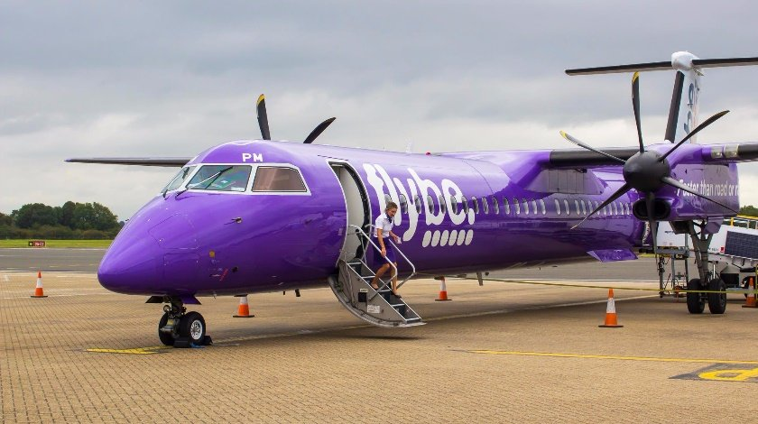 Confirmed: Flybe Collapses and Cancels All Flights