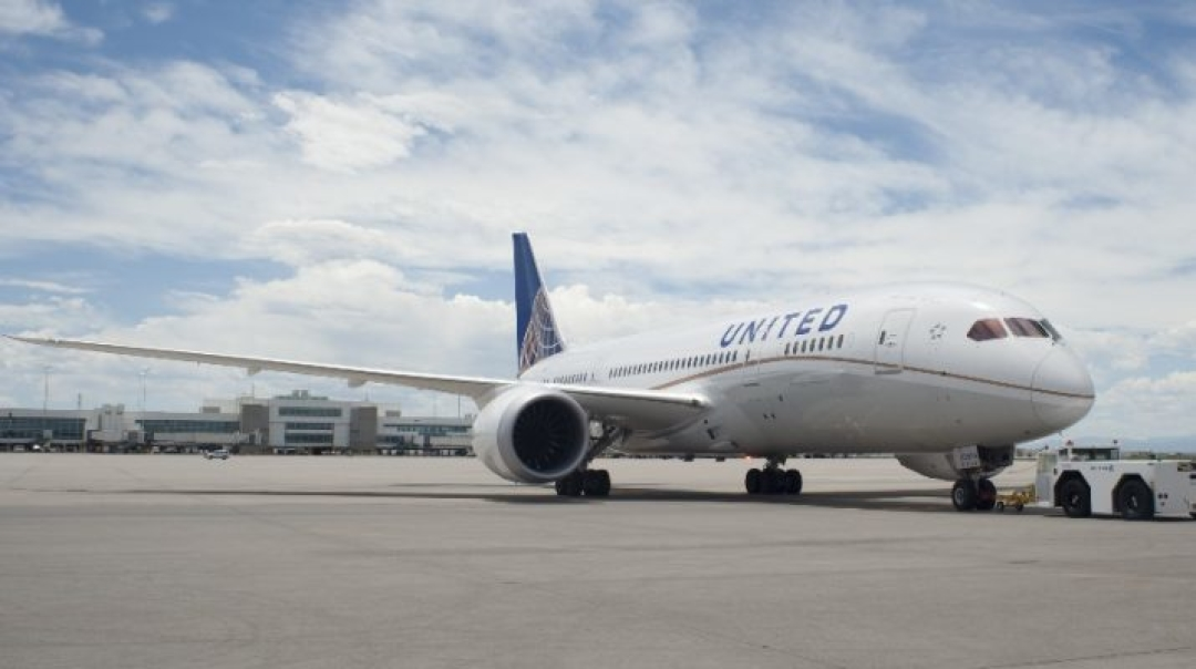 United Airlines Reports First-Quarter 2018 Performance