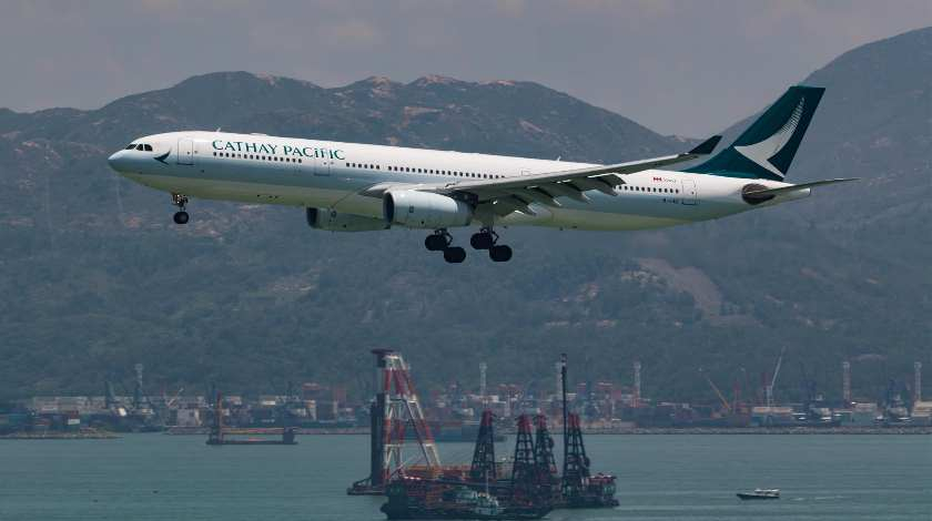 Cathay Pacific Cuts Multiple Flights Amid Weak Results and Demand