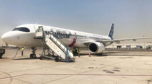 "A321LR ""Goes Long"" with Record-Breaking Flight"
