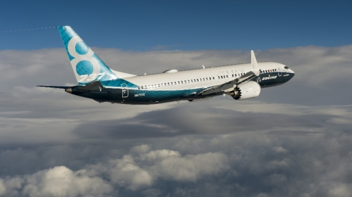 TUI Group Takes Delivery of First 737 MAX 8