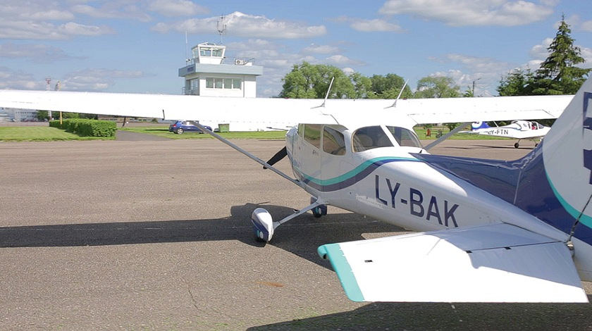 BAA Training Resumes Flight Training in Lithuania
