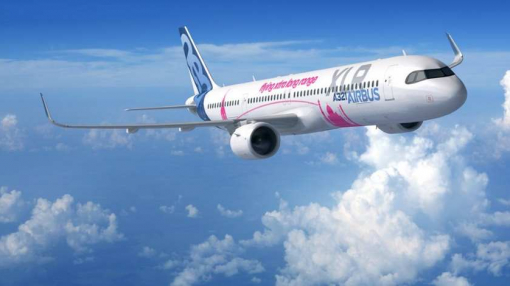 Airbus Delivers 500 Aircraft in Eight Months