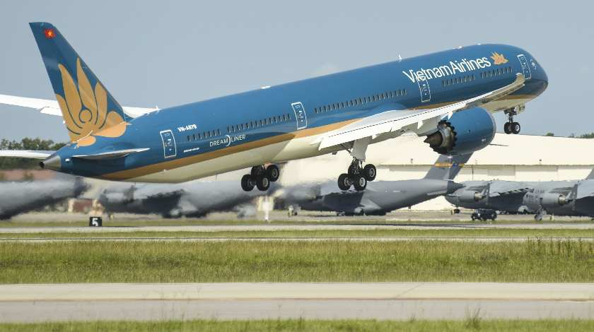 Another Boeing 787 Dreamliner to Fly for Vietnam Airlines
