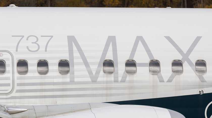 Boeing Delivered 21 737 MAX Airplanes in January