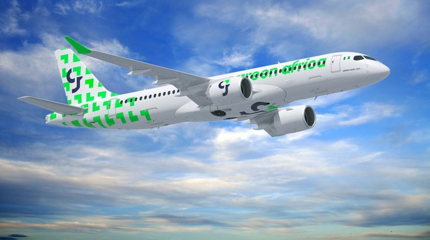 Green Africa Airways Commits to 50 Airbus A220-300s