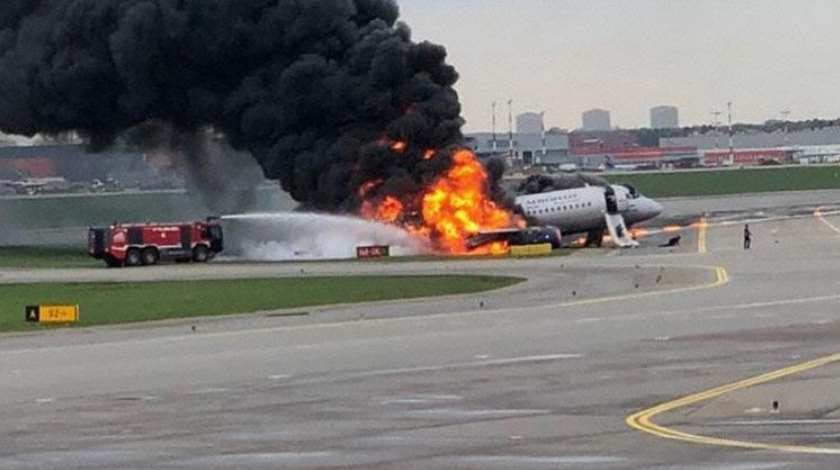 Aeroflot Accident: Human Error or Aircraft Malfunction?