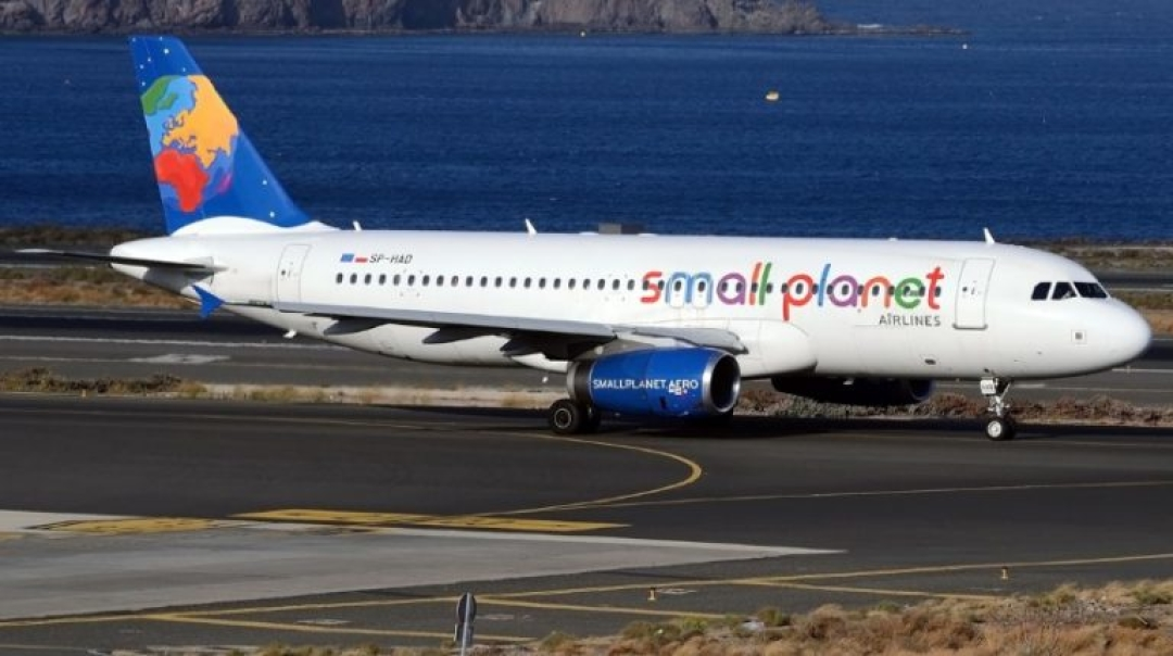 Small Planet Airlines to Become the Largest Carrier in the Baltics