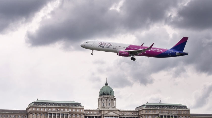Wizz Air to Open a New Base in Ukraine with One Airbus A320