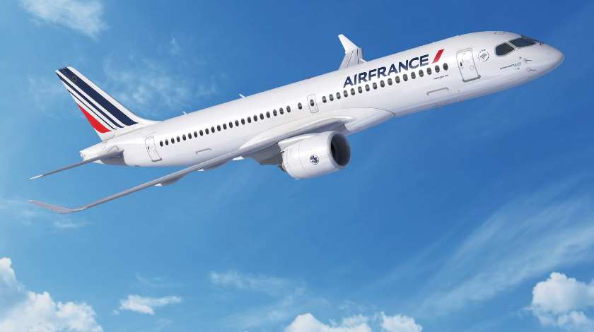 Air France-KLM Commits for 60 Brand New Airbus A220